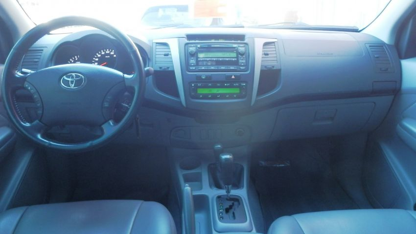Toyota Hilux 3.0 TDI 4x4 CD SRV Top (Aut) - Foto #9