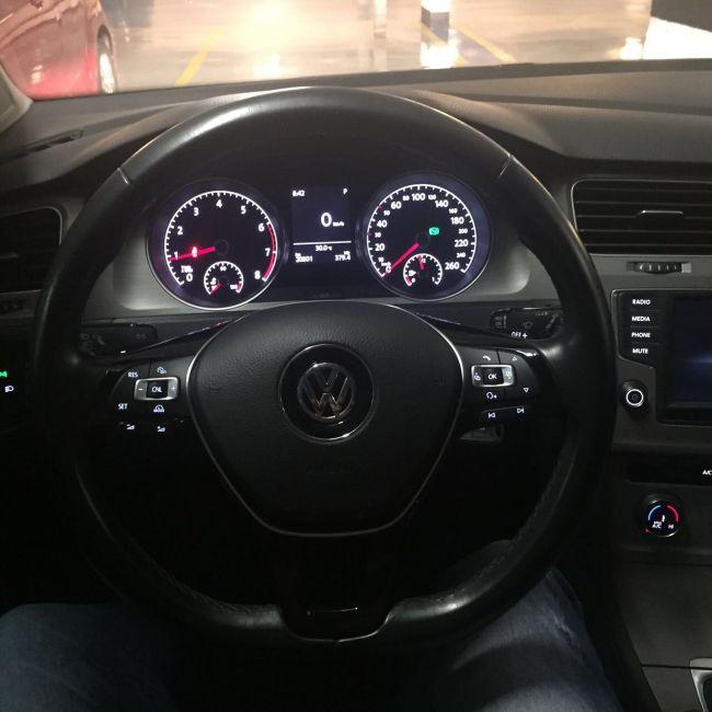 2009 Volkswagen Golf 5 1 6 Comfortline: Volkswagen Golf Comfortline Tiptronic 1.6 MSI (Flex) 2015