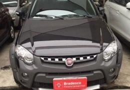 Fiat Strada Adventure Cabine Dupla Dualogic 1.8 MPI 16V Flex