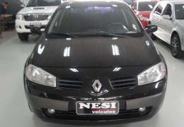Renault Mégane Sedan Dynamique 1.6 16V (flex)