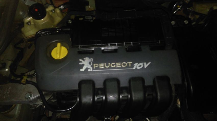 Peugeot 206 Hatch. Quiksilver 1.0 16V - Foto #2