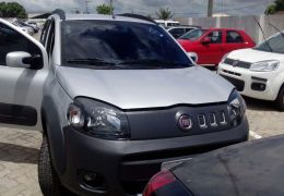 Fiat Uno Way 1.4 (Flex) 4p