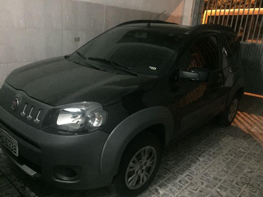 Fiat Uno Way 1.0 8V (Flex) 2p - Foto #3