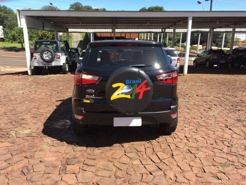 Ford Ecosport S 1.6 16V (Flex) - Foto #6