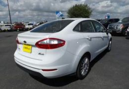 Ford New Fiesta Sedan SE 1.6 16V (Flex)