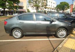 Honda City LX 1.5 16V (flex) (aut.)