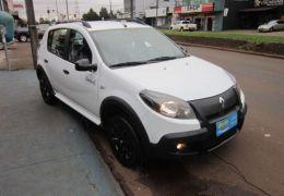 Renault Sandero Stepway Tweed 1.6 8V (flex)