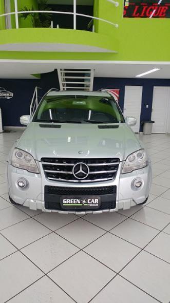 Mercedes-Benz Amg 6.2 V8 32v 510cv - Foto #1