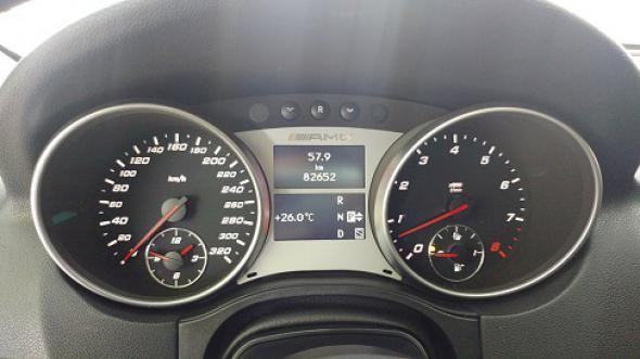Mercedes-Benz Amg 6.2 V8 32v 510cv - Foto #10