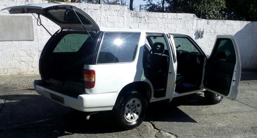 Chevrolet Blazer DLX 4x2 2.2 EFi - Foto #1