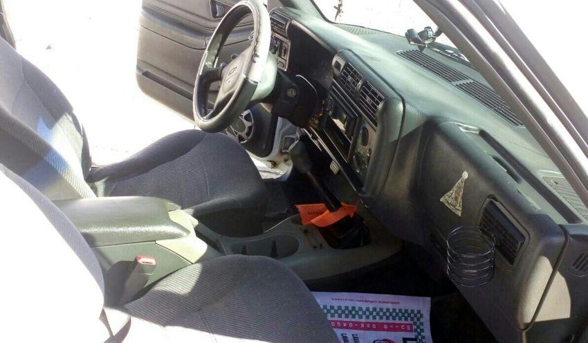 Chevrolet Blazer DLX 4x2 2.2 EFi - Foto #8