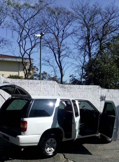 Chevrolet Blazer DLX 4x2 2.2 EFi - Foto #9