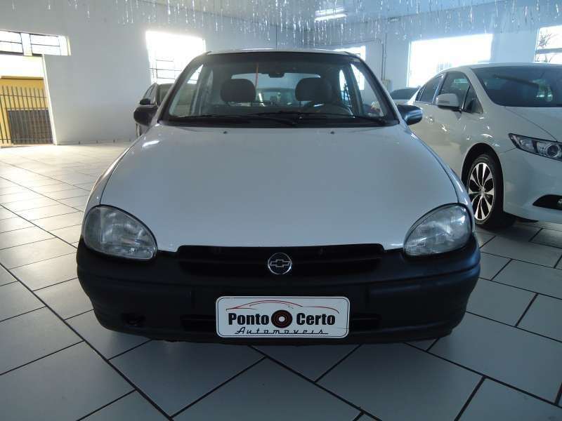 Chevrolet Corsa Hatch Wind 1.0 MPFi - Foto #2
