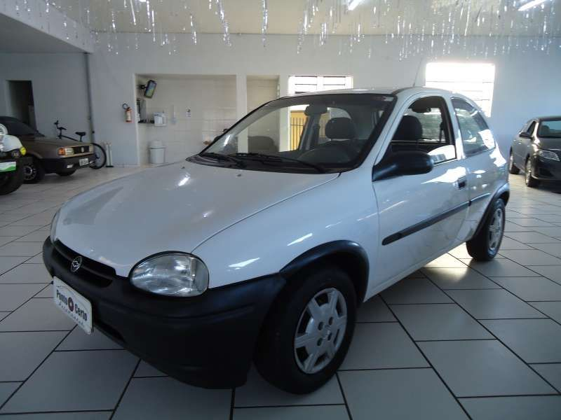 Chevrolet Corsa Hatch Wind 1.0 MPFi - Foto #3