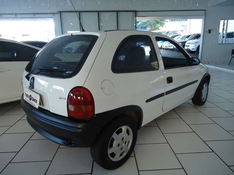 Chevrolet Corsa Hatch Wind 1.0 MPFi - Foto #5
