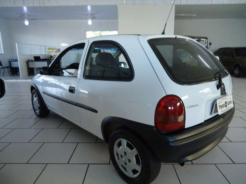 Chevrolet Corsa Hatch Wind 1.0 MPFi - Foto #6
