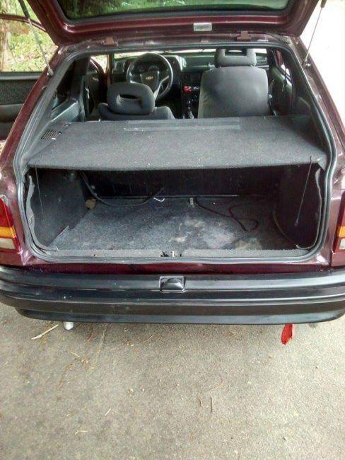 Chevrolet Kadett Hatch Lite 1.8 EFi - Foto #4