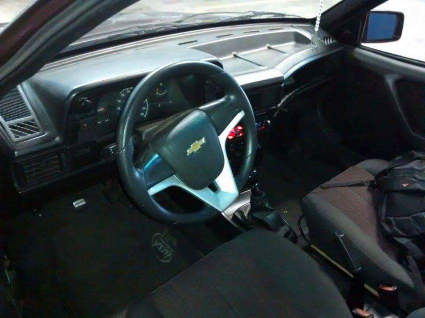 Chevrolet Kadett Hatch Lite 1.8 EFi - Foto #9
