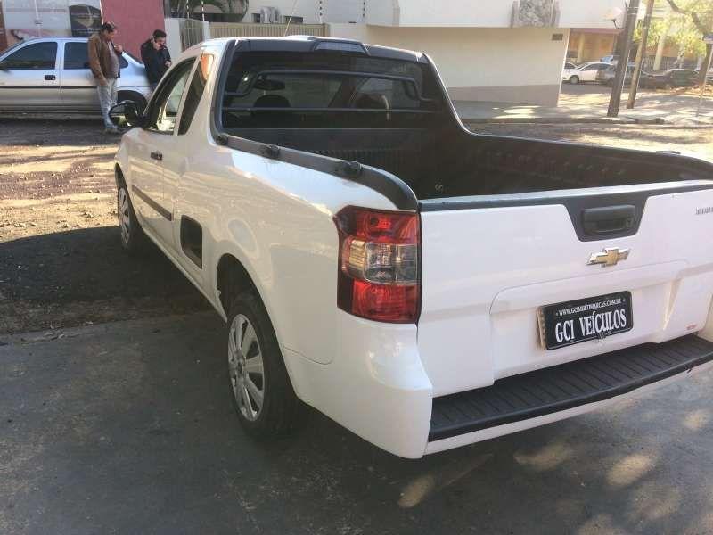 Chevrolet Montana LS 1.4 EconoFlex - Foto #9