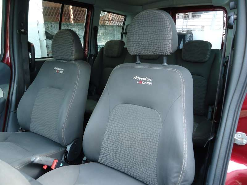 Fiat Doblò Adventure Locker 1.8 16V (flex) - Foto #5