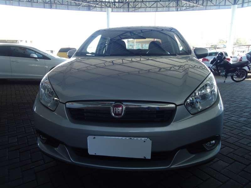 Fiat Grand Siena Attractive 1.4 (Flex) - Foto #2