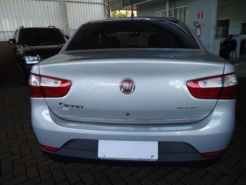 Fiat Grand Siena Attractive 1.4 (Flex) - Foto #5