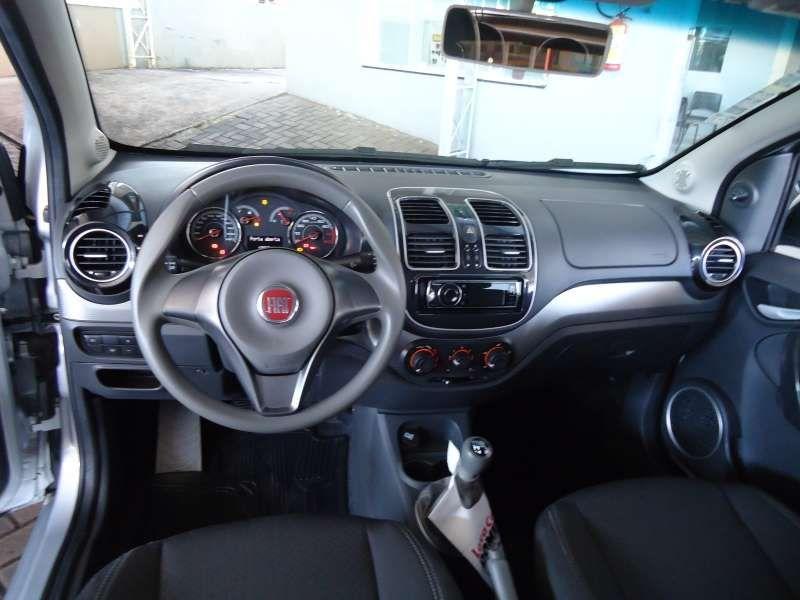 Fiat Grand Siena Attractive 1.4 (Flex) - Foto #10