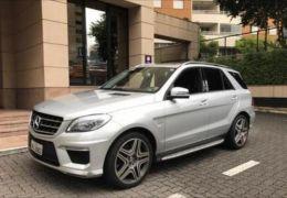 Mercedes-Benz Amg 5.5 V8 Bi-turbo Aut
