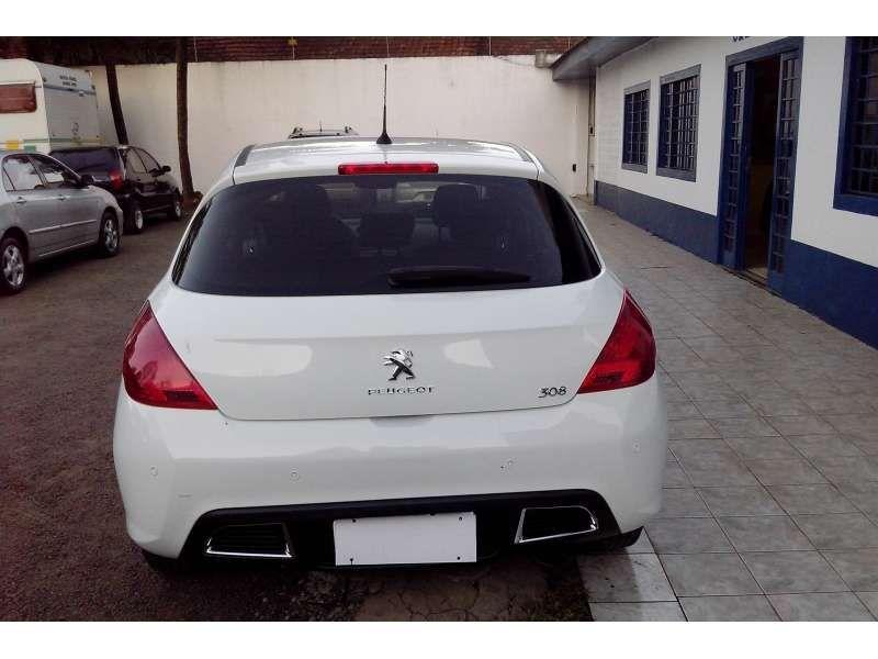 Peugeot 308 1.6 16V Allure (flex) - Foto #4