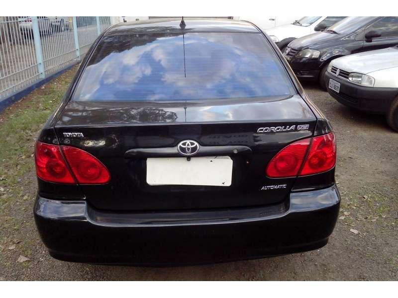 Toyota Corolla Sedan XEi 1.8 16V (aut) - Foto #4