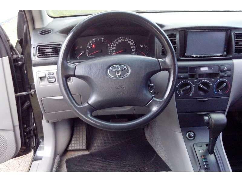 Toyota Corolla Sedan XEi 1.8 16V (aut) - Foto #9