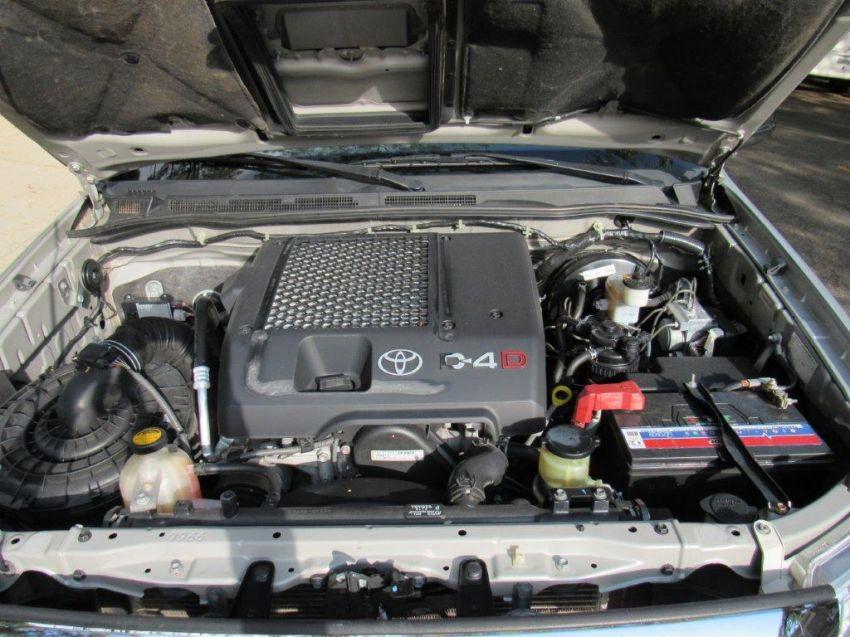 Toyota Hilux 3.0 TDI 4x4 CD SRV - Foto #2