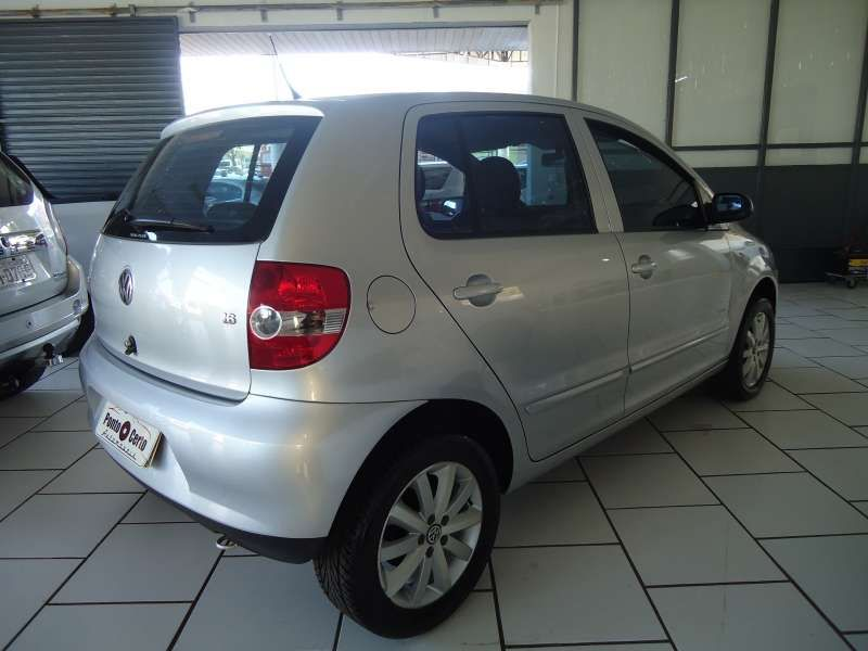 Volkswagen Fox Plus 1.6 8V - Foto #7