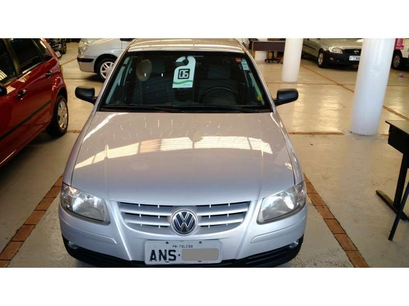 Volkswagen Gol Power 1.6 (G4) (Flex) - Foto #1