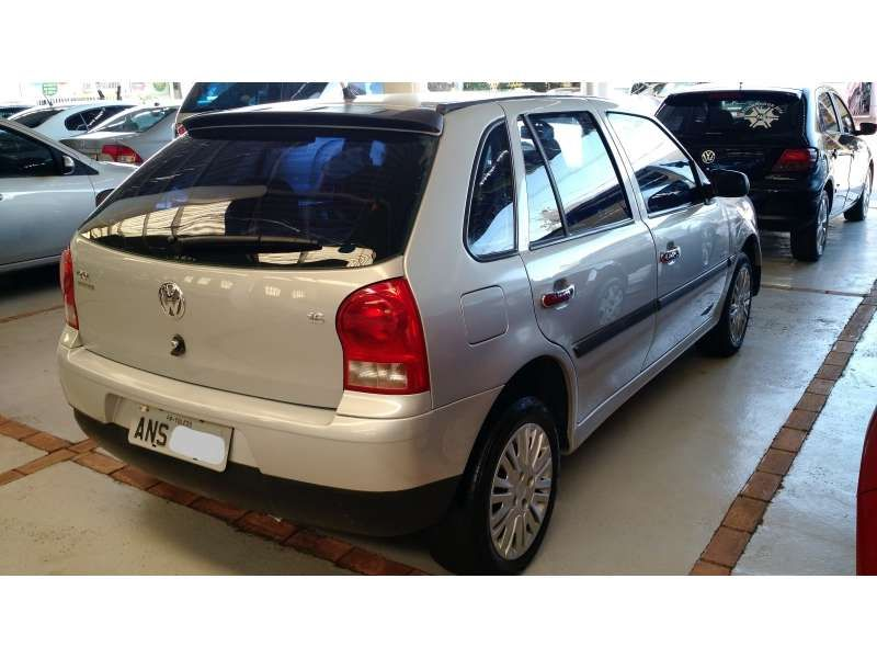 Volkswagen Gol Power 1.6 (G4) (Flex) - Foto #4