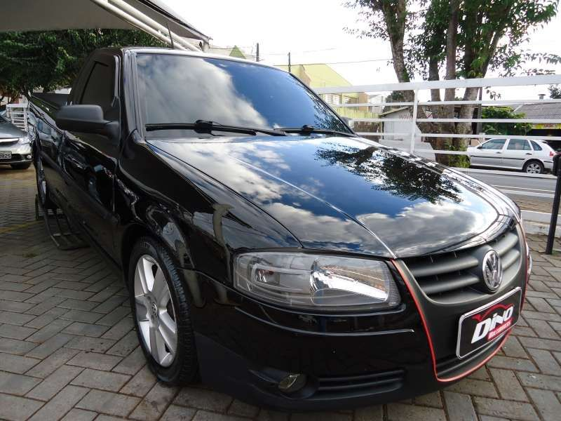 Volkswagen Saveiro SuperSurf 1.6 G4 (Flex) - Foto #1