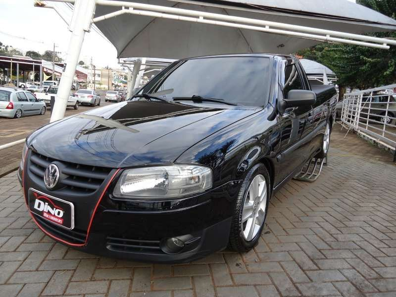 Volkswagen Saveiro SuperSurf 1.6 G4 (Flex) - Foto #2