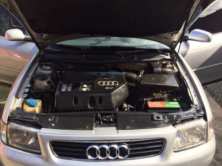 Audi A3 1.8 20V 2p - Foto #7