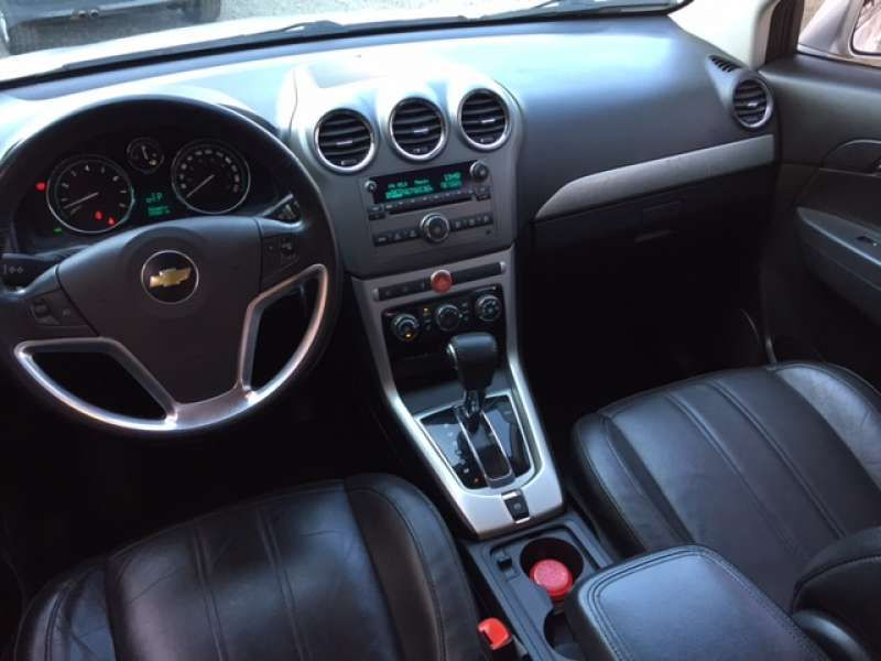 Chevrolet Captiva Sport 3.0 V6 4x4 - Foto #5
