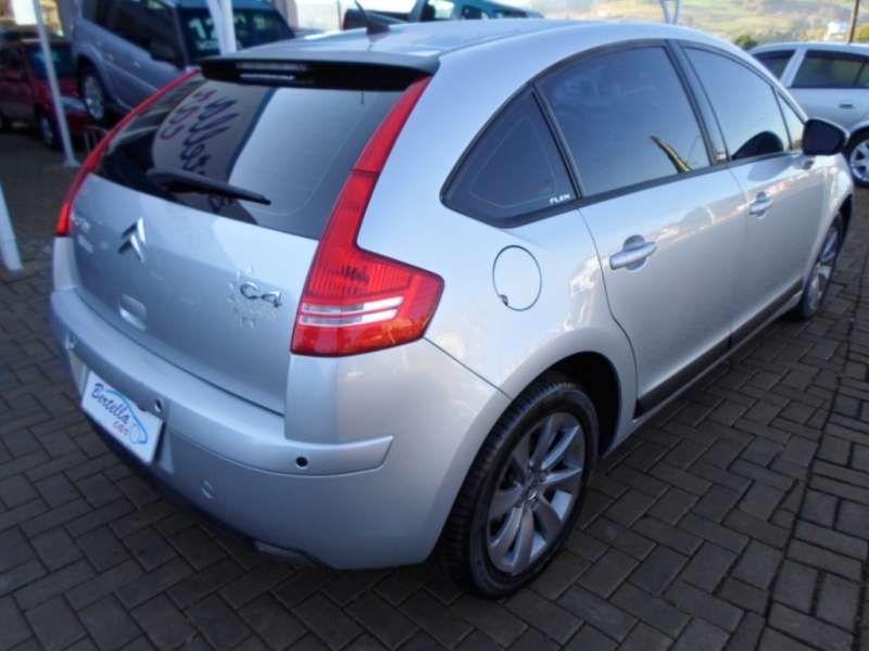 Citroën C4 Exclusive Sport Solaris 2.0 16V (Flex) (Aut) - Foto #4