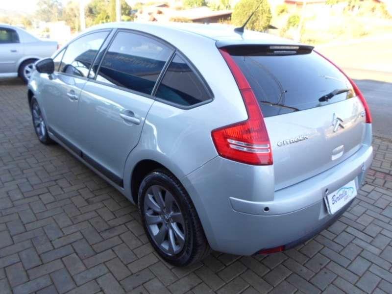 Citroën C4 Exclusive Sport Solaris 2.0 16V (Flex) (Aut) - Foto #5