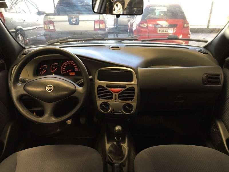 Fiat Palio EX 1.0 MPi 4p - Foto #8