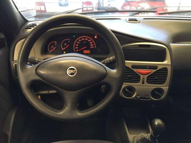 Fiat Palio EX 1.0 MPi 4p - Foto #9
