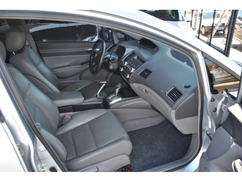 Honda Civic Sedan LXS 1.8 - Foto #6