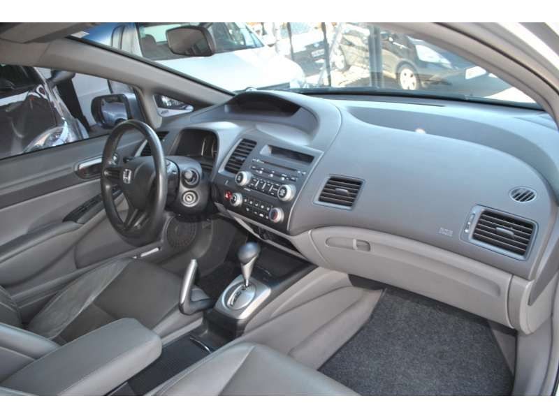 Honda Civic Sedan LXS 1.8 - Foto #7