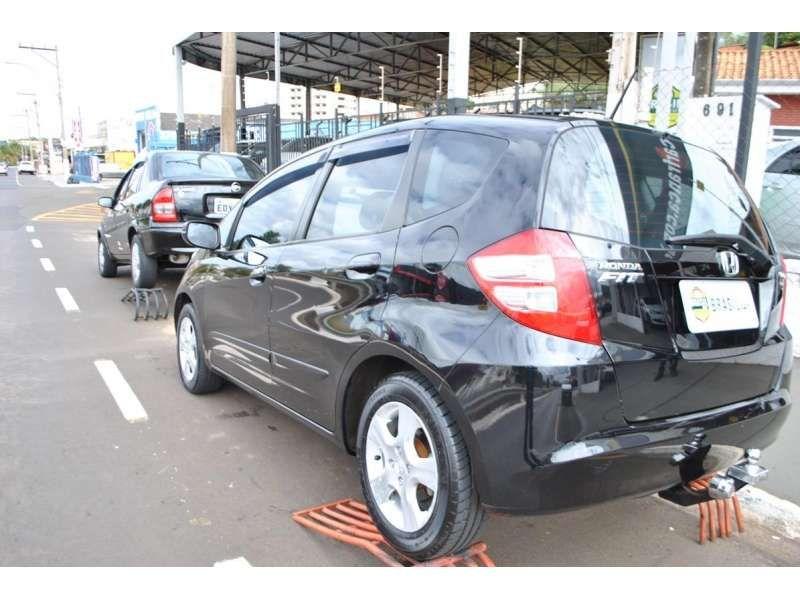 Honda Fit LXL 1.4 (aut) - Foto #3