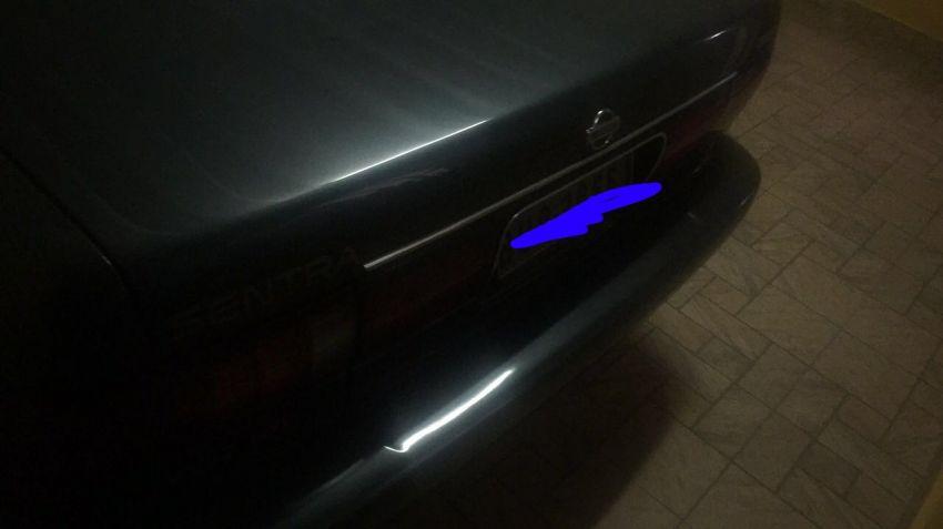 Nissan Sentra GSX 1.6 16V - Foto #7
