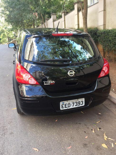 Nissan Tiida SL 1.8 (aut) - Foto #1