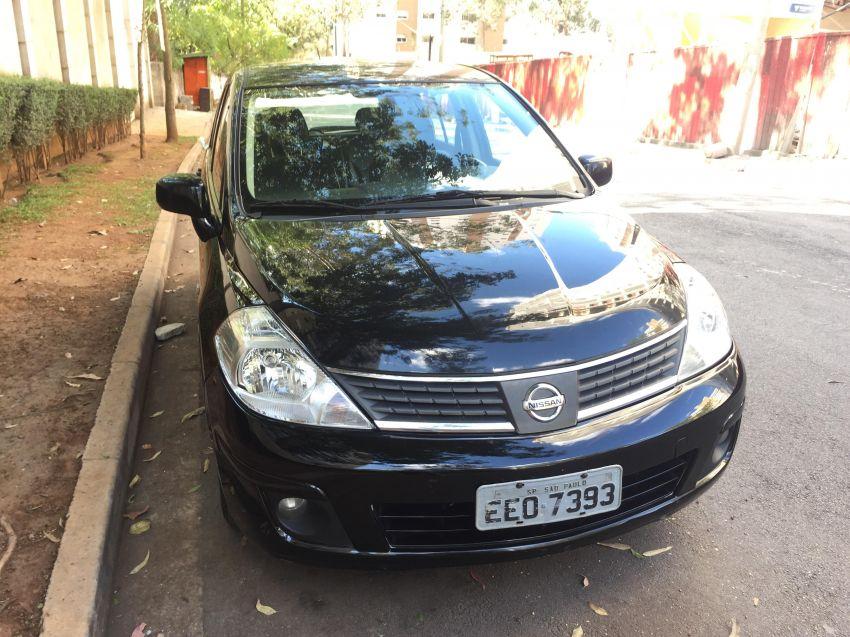 Nissan Tiida SL 1.8 (aut) - Foto #2