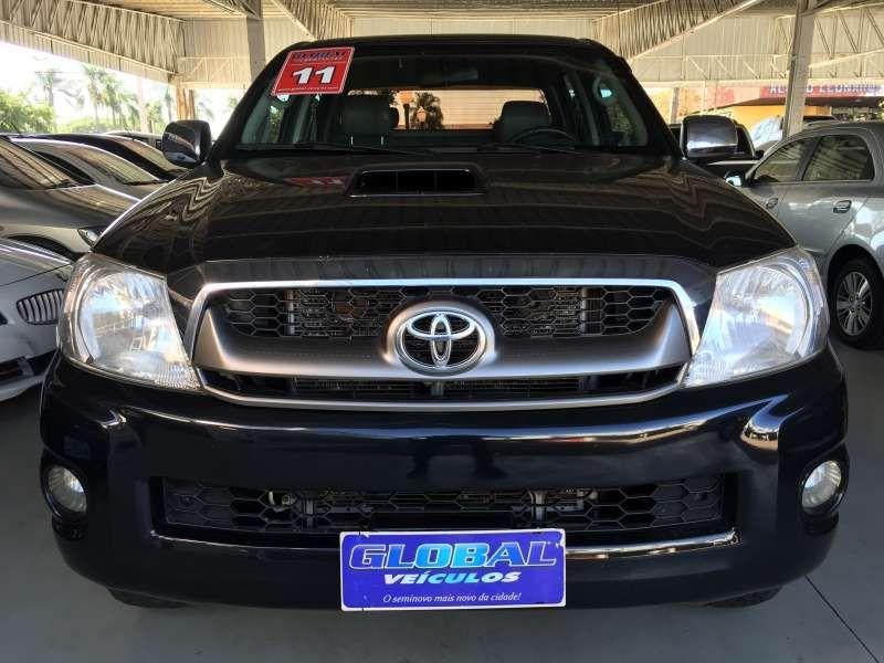 Toyota Hilux 3.0 TDI 4x4 CD SRV Top (Aut) - Foto #1